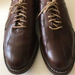 Allen Edmonds Men's Brown Voyager Shoe Sz 9D